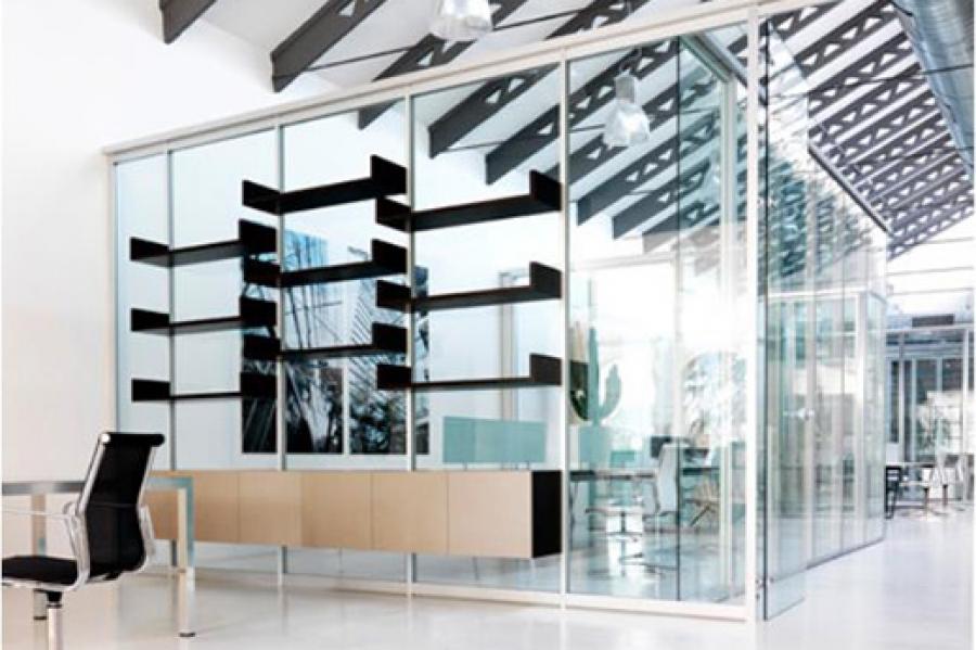 Mobili ufficio e pareti attrezzate Torino, Scaffalature per ...